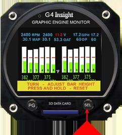 Lean Of Peak Engine Monitors